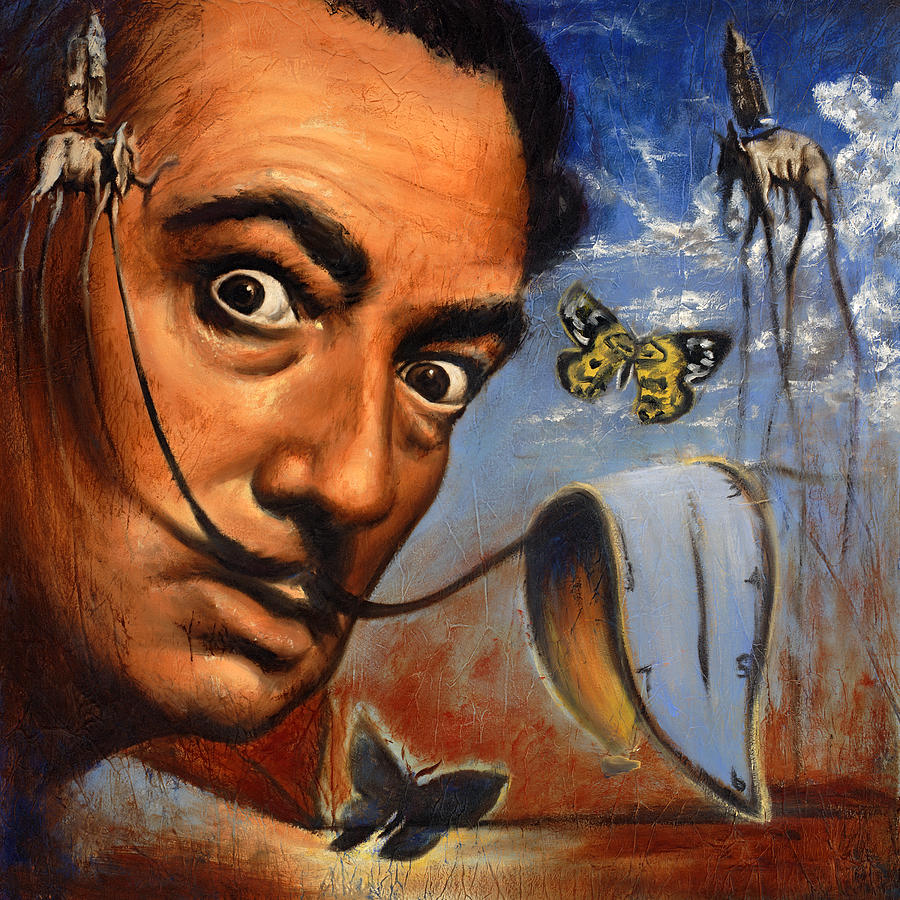 famous surreal artists - 900×900