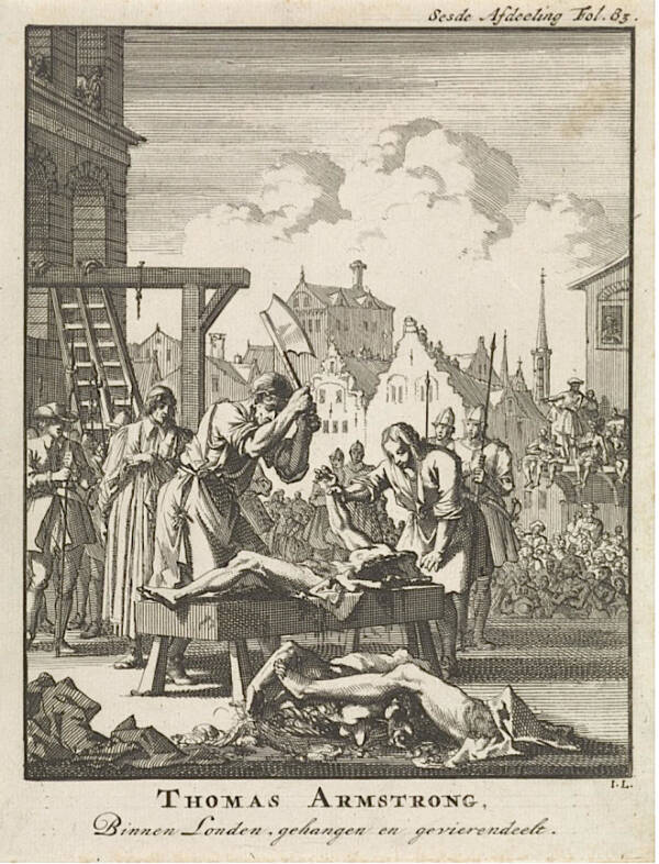 medieval-execution-of-thomas-armstrong