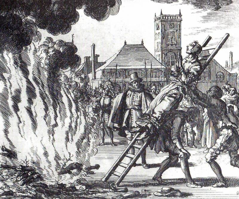 witch-burning-at-the-stake